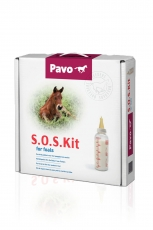 Pavo S.O.S. Kit - Survival kit for the birth of a foal