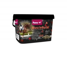 Pavo MuscleBuild - Supports rapid build-up of muscles